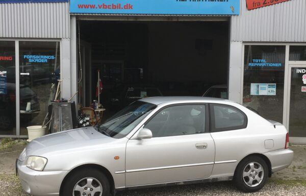 Hyundai Accent 1,5 GLS 5d