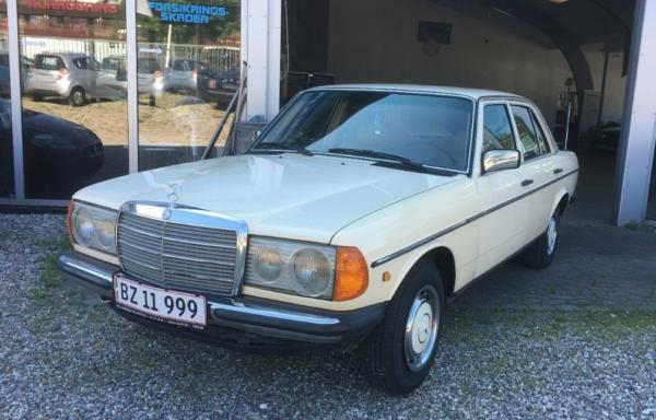 Mercedes 200 2,0 D 4d