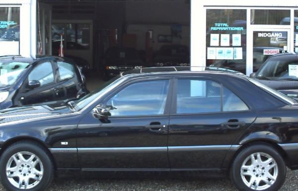 Mercedes C250 2,5 D aut. 4d