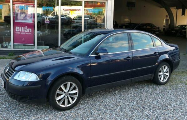 VW Passat 1,9 TDi 130 4d
