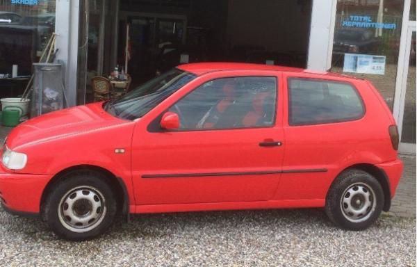 VW Polo 1,6 3d