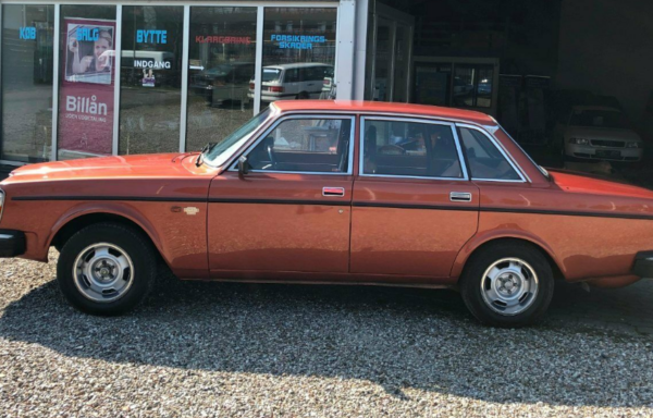 Volvo 264 2,7 aut. 4d