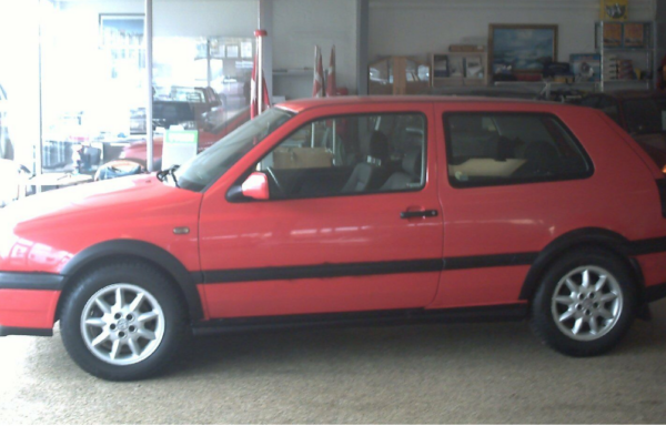 VW Golf III 2,0 GTi 5d