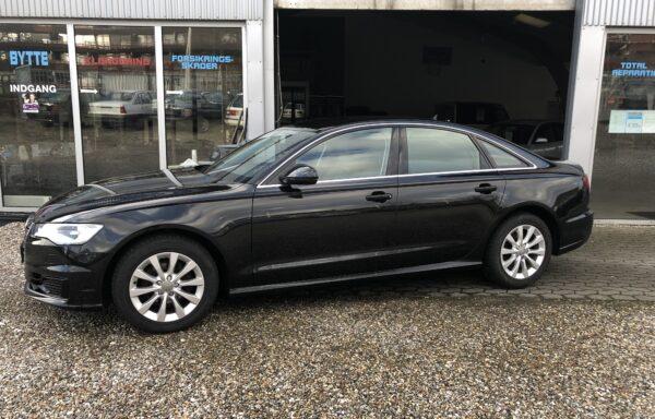 Audi A6 2.0 TDI 190hk S-tr. 4d