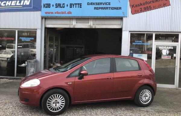 Fiat Grande Punto 1,3 MJT