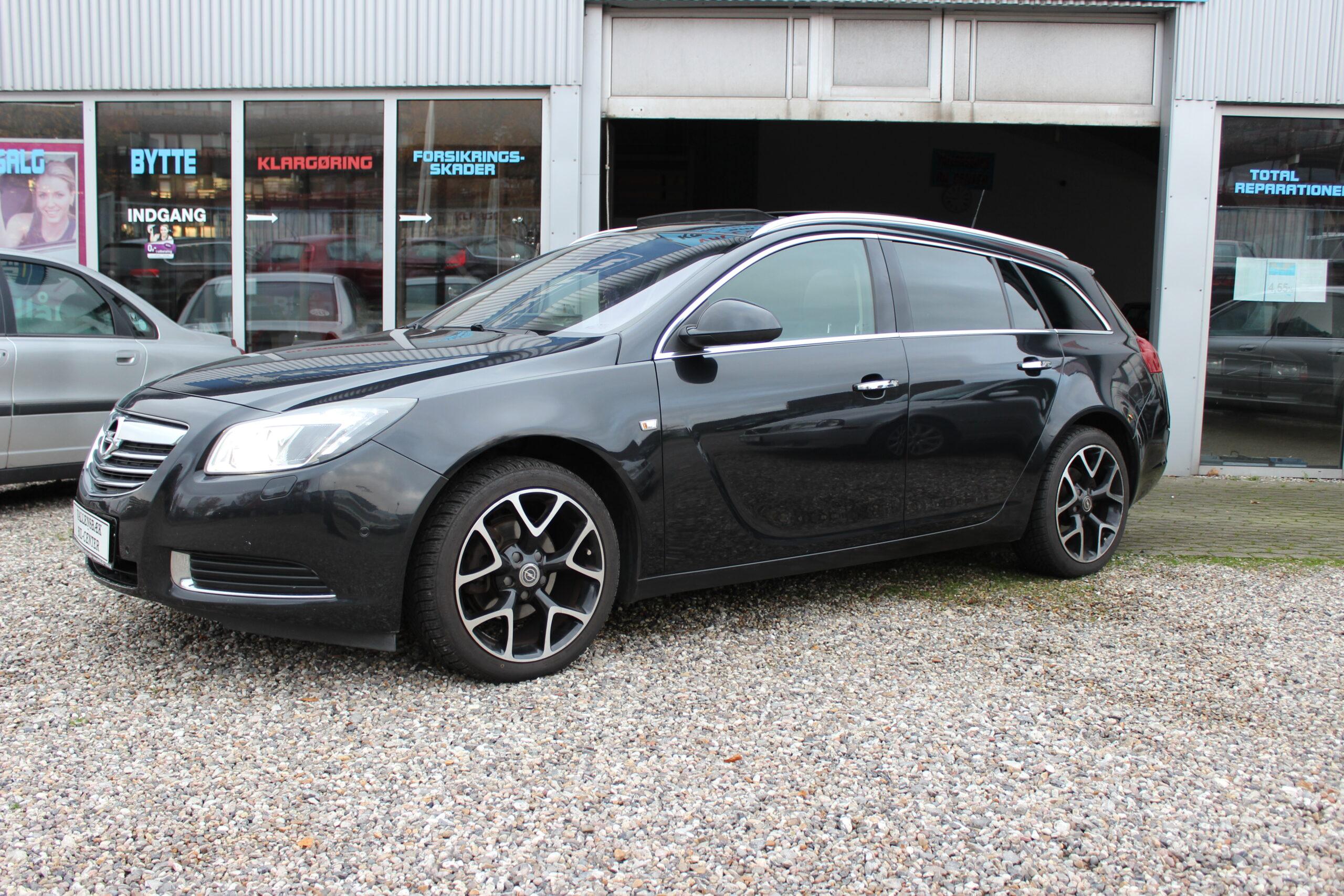Opel Insignia 2,0 CDTi 130 Cosmo ST eco 5d