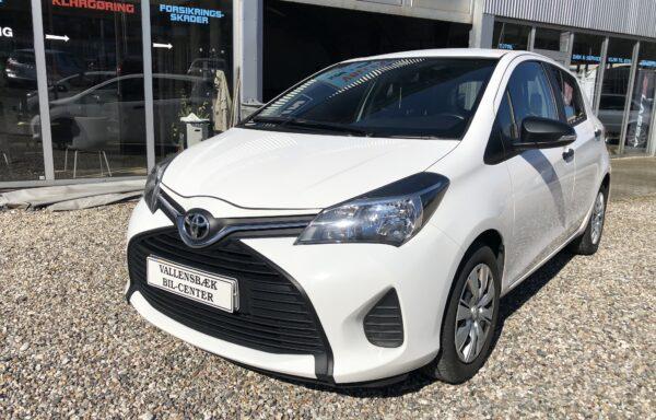 Toyota Yaris 1,4 Van