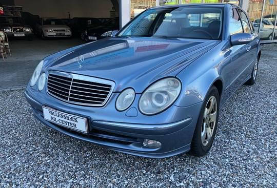 Mercedes E200 2,2 CDi